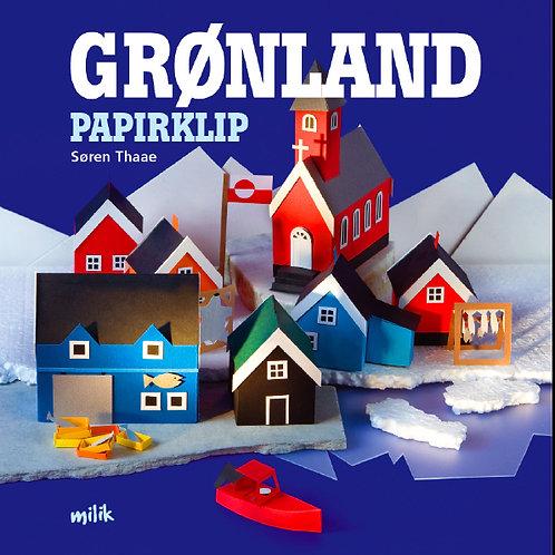 Søren Thaae, Grønland papirklip