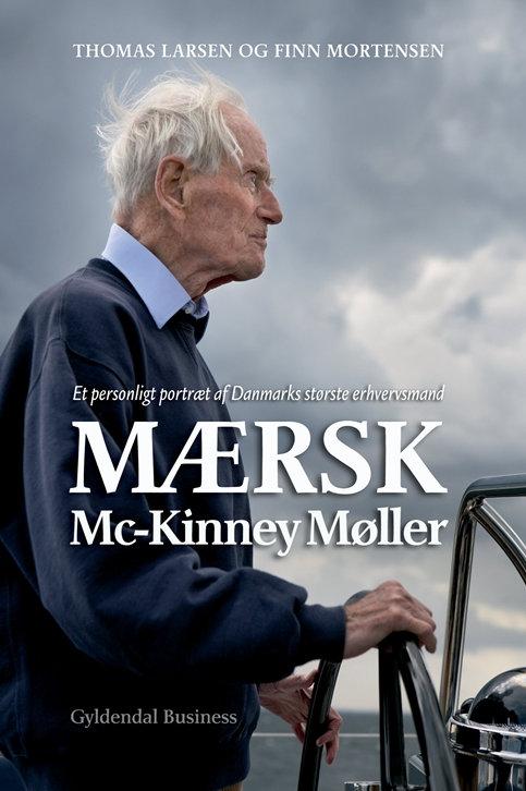 Thomas Larsen;Finn Mortensen, Mærsk Mc-Kinney Møller