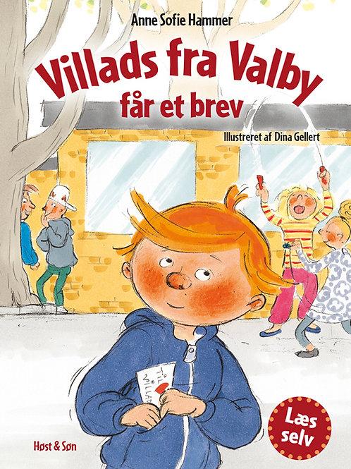 Anne Sofie Hammer, Villads fra Valby får et brev