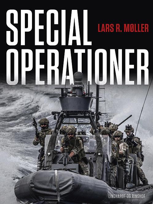 Lars Reinhardt Møller, Specialoperationer