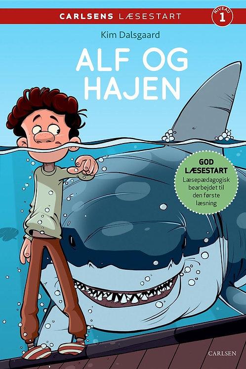 Kim Dalsgaard, Carlsens Læsestart: Alf og hajen