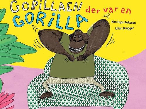 Kim Fupz Aakeson;Lilian Brøgger, Gorillaen der var en gorilla