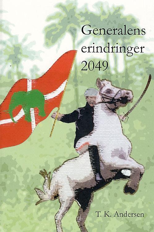 T. K. Andersen, Generalens erindringer 2049