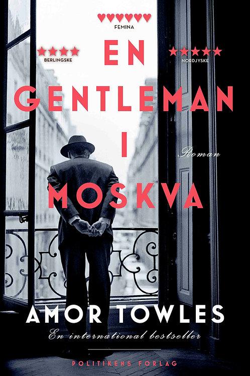 Amor Towles, En gentleman i Moskva.