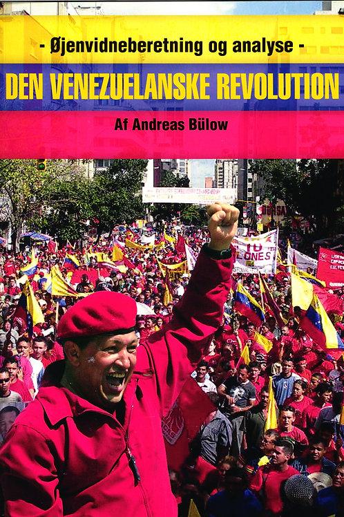 Andreas Bülow, Den Venuzuelanske Revolution