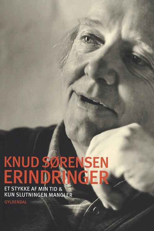 Knud Sørensen, Erindringer