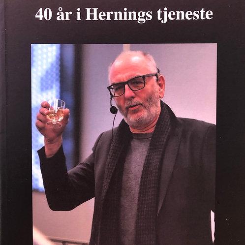 40 år i hernings tjeneste, Johs. Poulsen