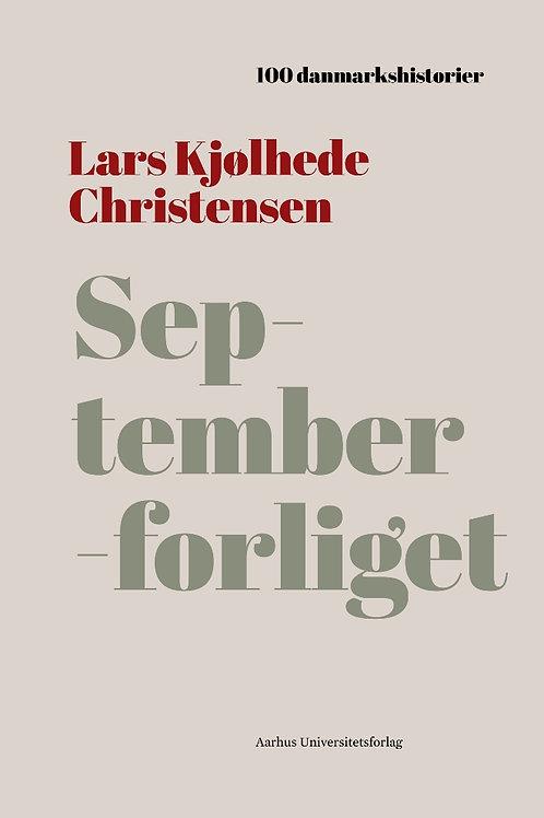Lars Kjølhede Christensen, Septemberforliget