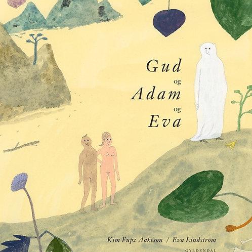 Kim Fupz Aakeson, Gud og Adam og Eva