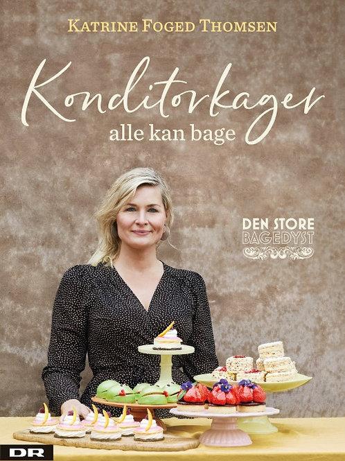 Katrine Foged Thomsen, Konditorkager alle kan bage