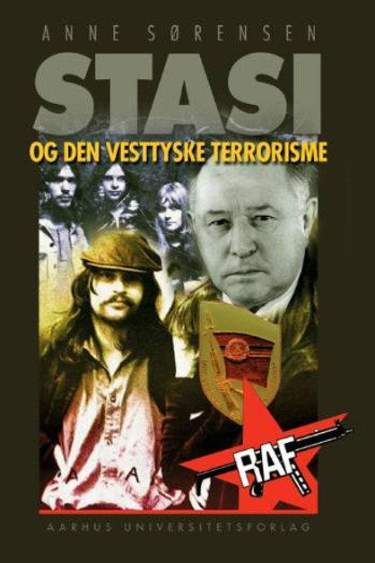 Anne Sørensen, STASI og den vesttyske terrorisme