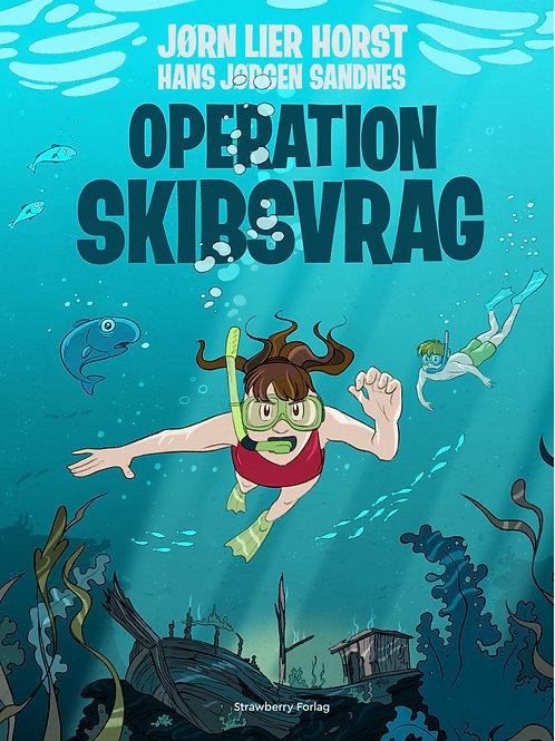 Jørn Lier Horst, Operation Skibsvrag