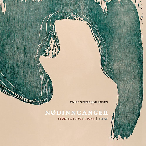 Knut Stene-Johansen, Nødinnganger - Studier i Asger Jorn