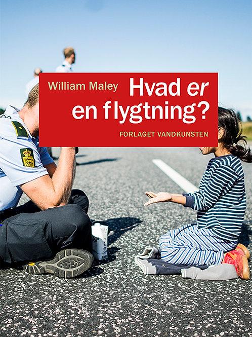 William Maley, Hvad er en flygtning?