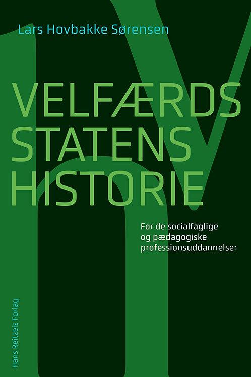 Lars Hovbakke Sørensen, Velfærdsstatens historie