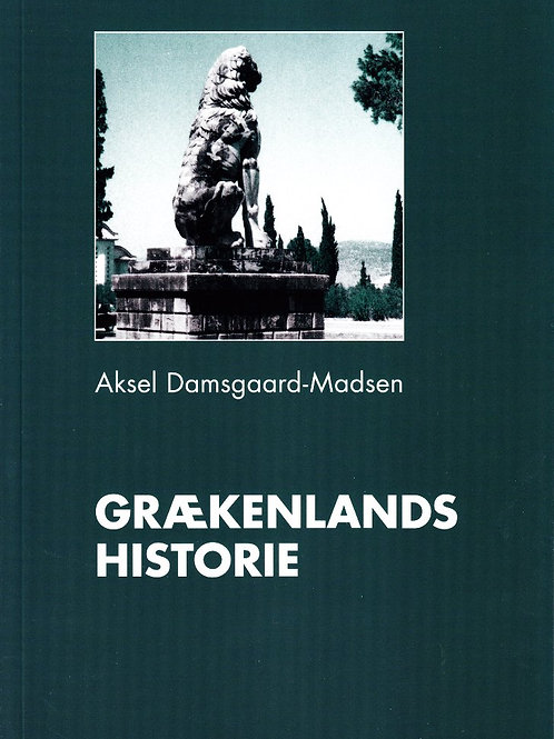 Aksel Damsgaard-Madsen, Grækenlands historie
