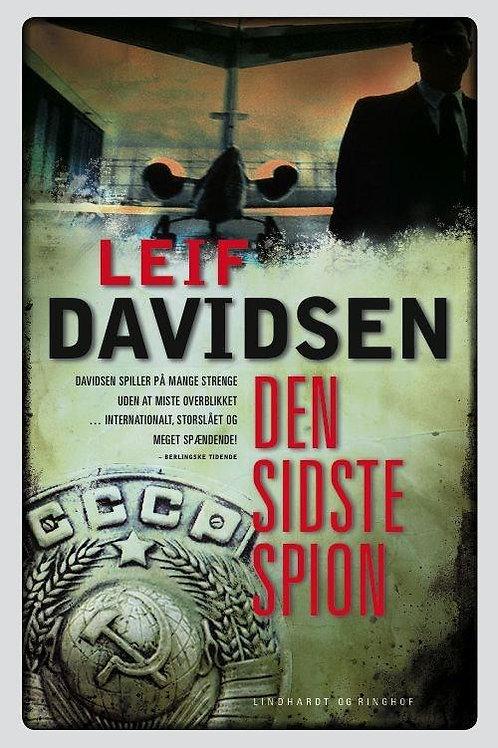 Leif Davidsen, Den sidste spion