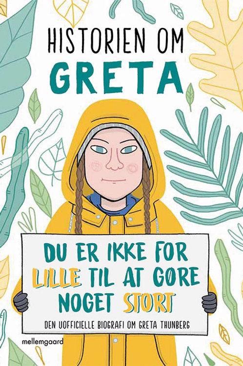 Valentina Camerini, Historien om Greta