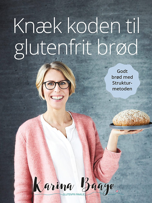 Karina Baagø, Knæk koden til glutenfrit brød