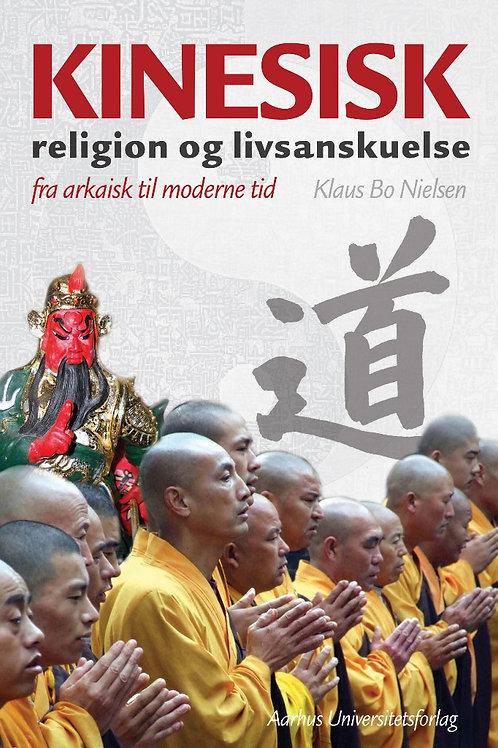 Klaus Bo Nielsen, Kinesisk religion og livsanskuelse