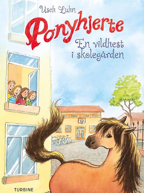 Usch Luhn, Ponyhjerte – En vildhest i skolegården