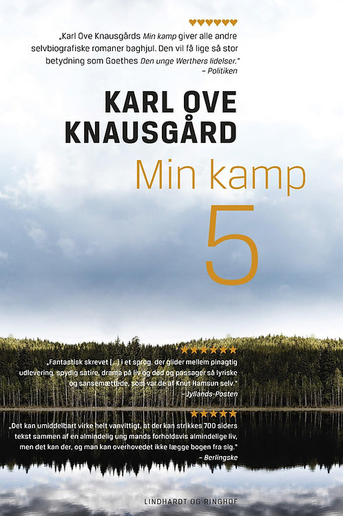 Karl Ove Knausgård, Min kamp 5