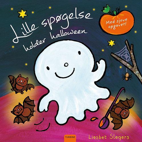 Liesbet Slegers, Lille spøgelse holder halloween