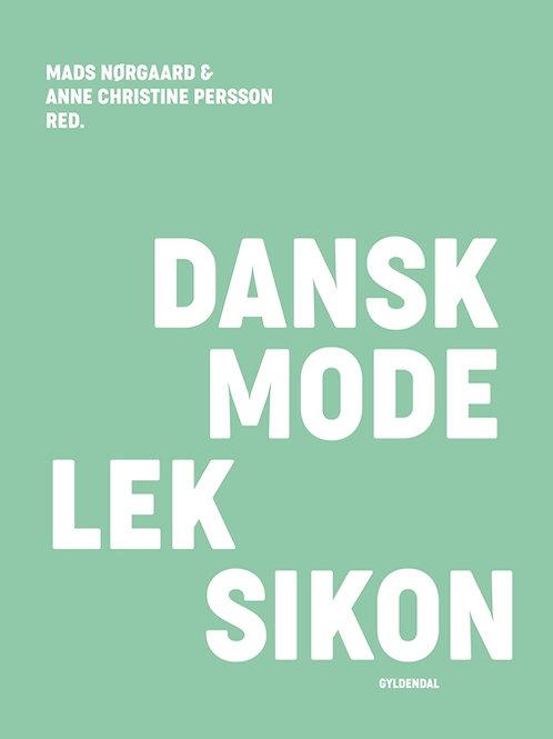 Dansk Modeleksikon - MINT, Mads Nørgaard, Anne Christine Persson