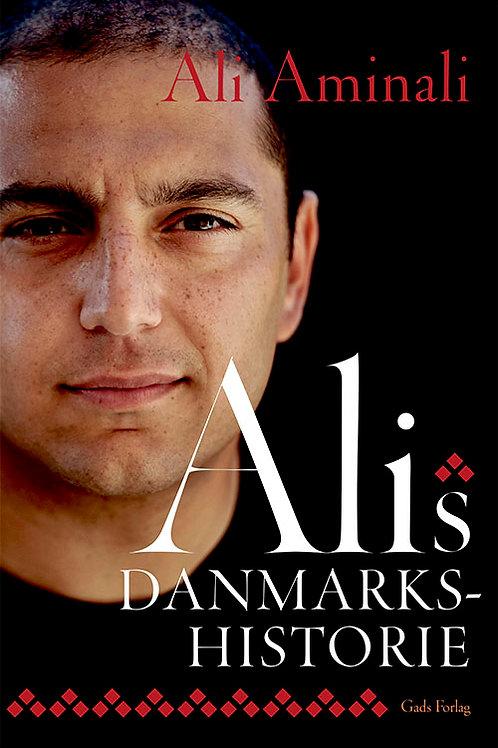 Ali Aminali og Kristoffer Flakstad, Alis danmarkshistorie