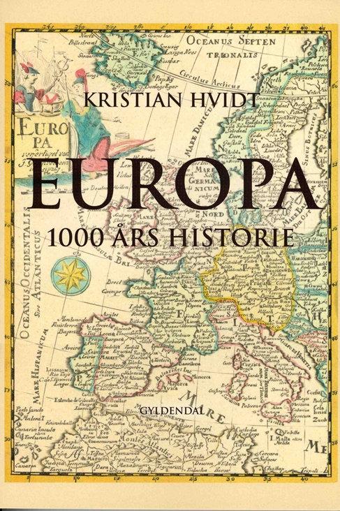 Kristian Hvidt, Europa