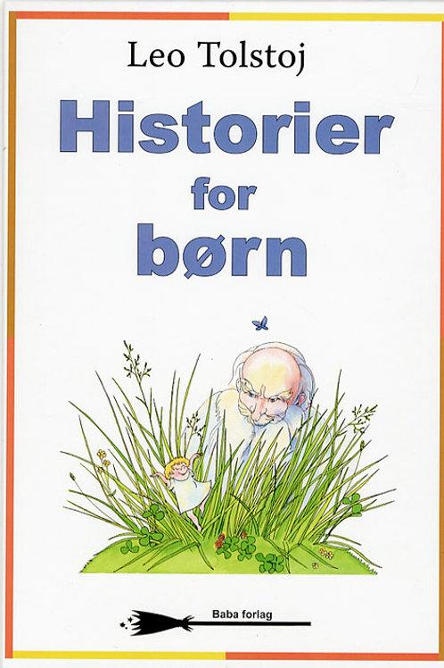Lev Tolstoj, Historier for børn
