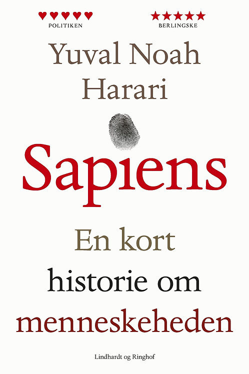 Sapiens, Yuval Noah Harari