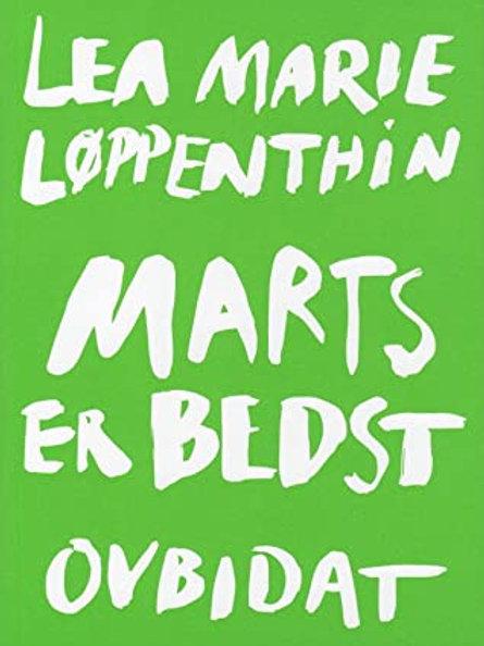 Lea Marie Løppenthin - Marts er bedst