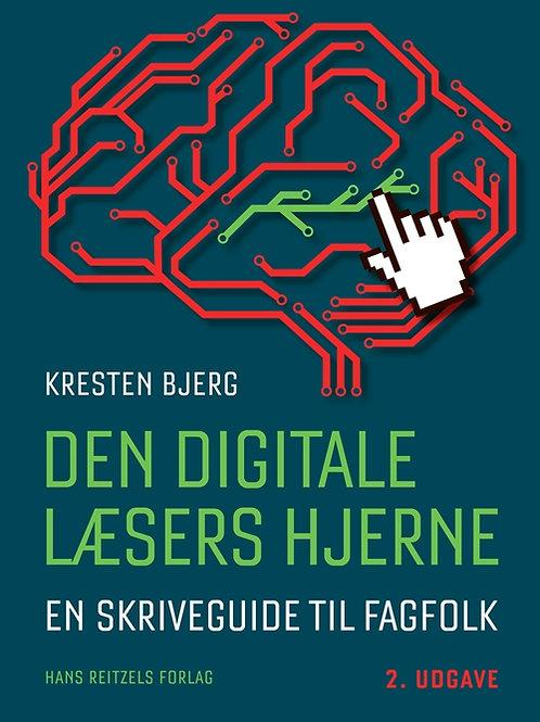 Kresten Bjerg, Den digitale læsers hjerne
