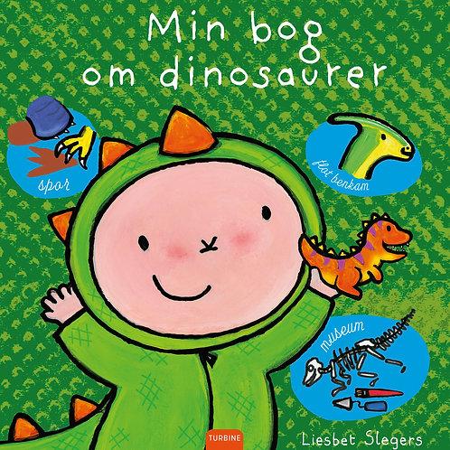 Liesbet Slegers, Min bog om dinosaurer