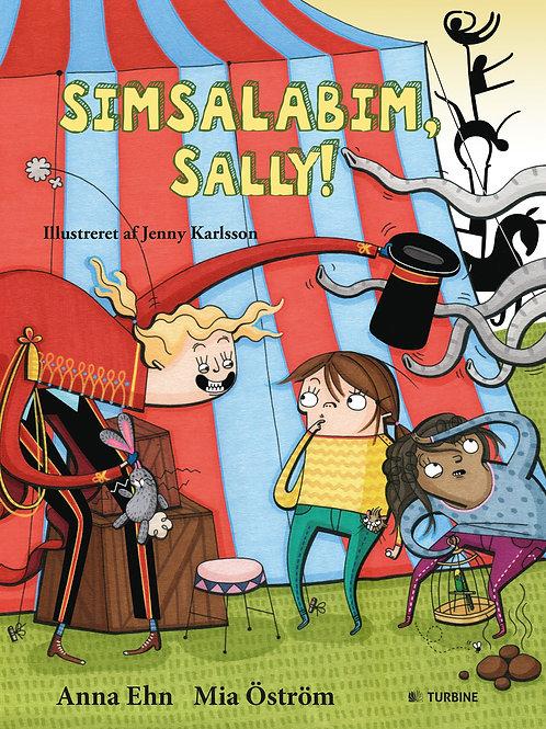 Anna Ehn & Mia Öström, Simsalabim, Sally!