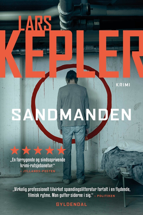 Lars Kepler, Sandmanden