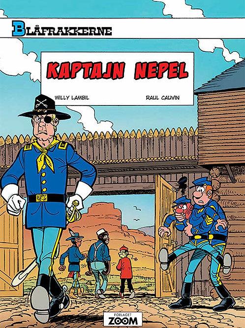 Lambil, Raoul Cauvin, Blåfrakkerne: Kaptajn Nebel