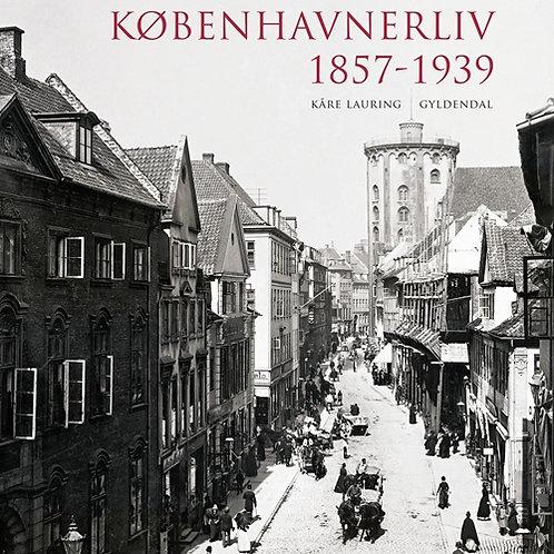 Kåre Lauring, Københavnerliv