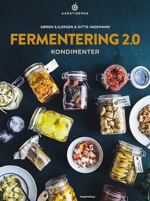 Søren Ejlersen og Ditte Ingemann Thuesen, Fermentering 2.0