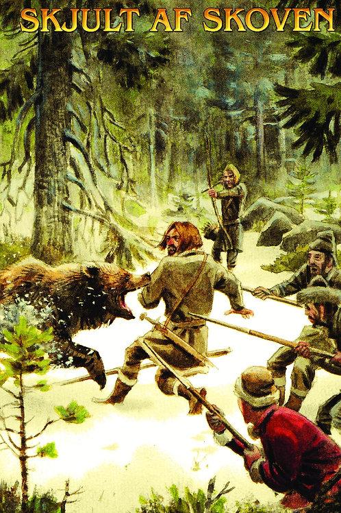 Lars-Henrik Olsen, Skjult af skoven