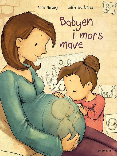 Anna Herzog, Babyen i mors mave