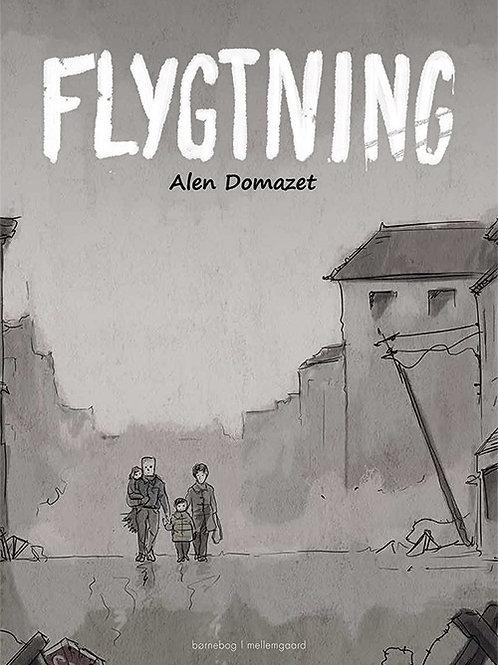 Alen Domazet, Flygtning