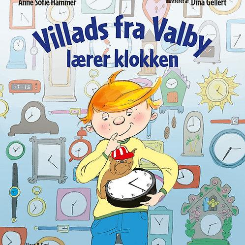 Anne Sofie Hammer, Villads fra Valby lærer klokken