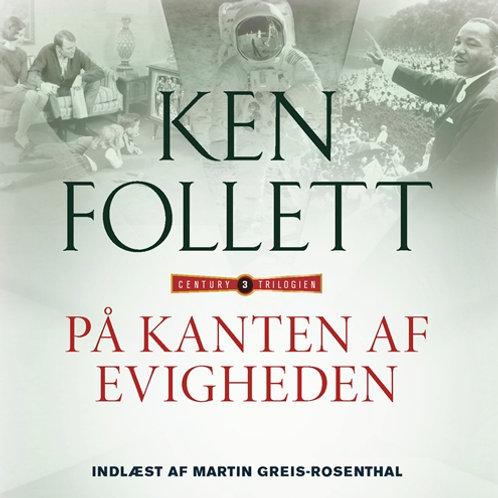Ken Follett, På kanten af evigheden, mp3-CD