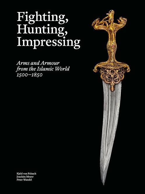 Kjeld von Folsach, Joachim Meyer, Peter Wandel m.fl., Fighting, Hunting, Impress
