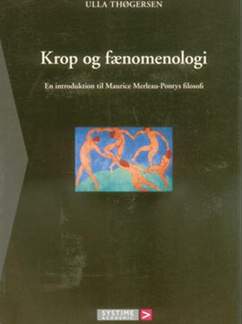 Ulla Thøgersen, Krop og fænomenologi