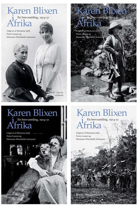 Karen Blixen, Karen Blixen i Afrika