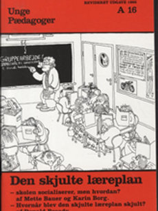 Karin Borg, Mette Bauer, Donald Broady, Den skjulte læreplan