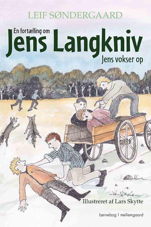 Leif Søndergaard, En fortælling om Jens Langkniv